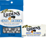 LUDENS CGH DR BAG HONEY LICRCE - 12X30